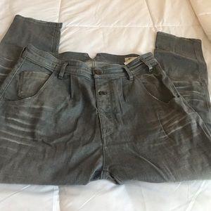 Pants - Hues of Blue and Shades of Gray pants